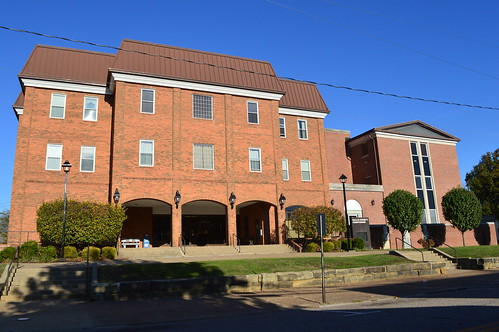 Gallia County Courthouse Gallipolis, OH