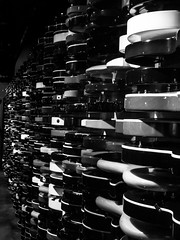 Guitar (drr.marcel) Tags: guitar black white instruments gitarre schwarz weis instrumenten hardrockcafe