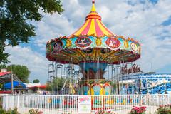 Beech Bend-1 (alexsabatka) Tags: beechbend amusementpark bowlinggreenky bowlinggreen kentucky rollercoaster kentuckyrumbler gci woodencoaster themepark ridewithace ace americancoasterenthusiasts