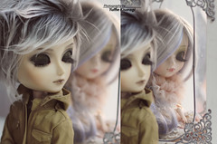 I'll be with you always... (Yuffie Kisaragi) Tags: doll pullip galene adamantium ada taeyang custom akai arashi caim obitsu rewigged rechipped