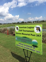 All Faiths Cremation Society Sponsors American Legion Golf Tournament