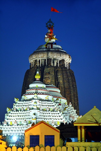 India - Odisha - Puri - Jagannath Temple - 64
