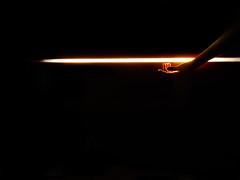 El Fin / La Calma (Julie De Abreu) Tags: line hand photoart light onelight sillouette