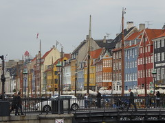 Mondriaan-esque (m_artijn) Tags: nyhavn copenhagen dk architecture dutch colour houses style stylised