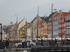 Mondriaan-esque (m_artijn) Tags: nyhavn copenhagen dk architecture dutch colour houses style stylised