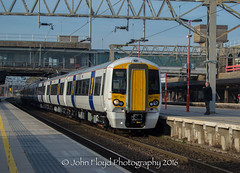 DSC_0301 (John Floyd Photography) Tags: trains trainsspotting nikon d3200 passenger freight wcml stafford trainphotography transport 1855mm chiltern railways chilternrailways 387 class387 thameslink milagetesting