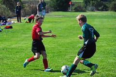 Red Zepplin Sept. 17th Game (RedZepplin) Tags: select soccer futbol youth kids sports game ymca redzepplin pacificgrove california unitedstates