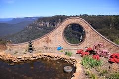 2016-10-05_Leura_6-OPT (marcus77clark) Tags: flowers wentworth falls leura katoomba mountains everglades tomah national park nsw australia waratah