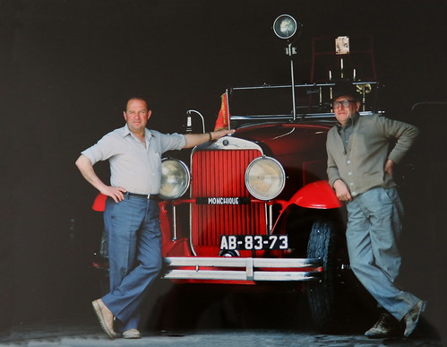 Cadillac Feuerwehr Monchique, Portugal