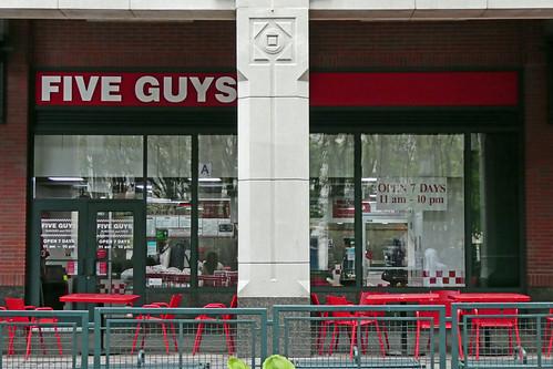 Five Guys Burgers And Fries Vero Beach Fl