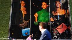 Enjoy The New Normal Daily Life Osanpo Camera Everybodystreet Blurred Motion at Westfield Sydney (eeemmmiii) Tags: enjoythenewnormal dailylife osanpocamera everybodystreet blurredmotion