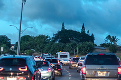 Stuck (notgnal) Tags: traffic h1 rushhour sonyalpha sonyphoto sonya7sii a7sii sonya7r a7r sonya7s a7s sel55f18z sel28f20 photooftheday project365 365 365project