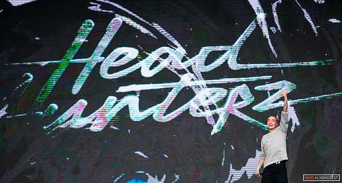 HeadHunterz @ Dance Valley 2016