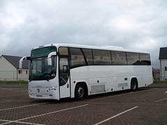 Express Motors Y999BCL (JBF Photography) Tags: express motors y999bcl blackpool coach park volvo b10m plaxton paragon
