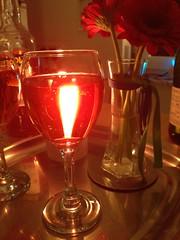 A....perol. (Rossella Di Gioia) Tags: compleanno festeggiare allegria cin prost rosso bicchiere