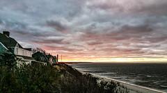 Brewster Flats (Chris Georgenes) Tags: brewster flats cape cod massachusetts beach ocean sunset clouds
