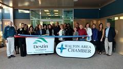 Med-Spa of Destin & Sandestin Ribbon Cutting (Destin Chamber) Tags: destin chamber ribbon cutting medspa