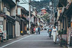 Kiyomizu temple Kyoto () Tags:    kyoto olympus penf panasonic dg 425mm f12
