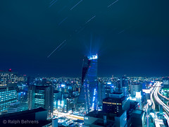 Nagoya (Japan) November 2016 (ralph_behrens) Tags: olympus oly omdem1 12 livecompositeimage japan 2016 1240mmpro nightimage asia