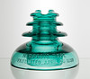 CD 249, HEMINGRAY, Aqua (Reverse Side) (monon738) Tags: insulator glassinsulator antiqueglass glass power telephone telegraph collection collecting colorglass aqua aquaglass pentax k5 antique electric electricity muncieindiana glasscompany smcpda1645mmf40edal