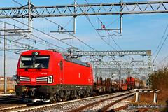 191 013 DB Cargo Italia (equo25) Tags: ferrovia treno merci dbcargo db cargo italia locomotiva vectron siemens e191 191013 portogruaro railway freight train locomotive eisenbahn lok ellok zug guterzug