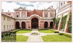 Praha Prag Prague, Ledebourgarten  2015-08 (Brigitte Rieser) Tags: park jardin prag praha baroque parc garten barock zahrada czechia