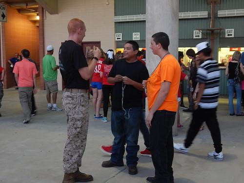 """Abilene Cooper vs. Abilene September 11,2015 • <a style=""""font-size:0.8em;"""" href=""""http://www.flickr.com/photos/134567481@N04/20720554333/"""" target=""""_blank"""">View on Flickr</a>"""