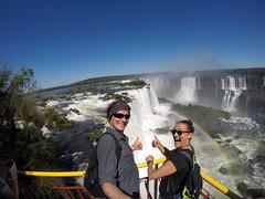 Photo de 14h - Chutes d'Iguaçu (Brésil) - 30.08.2014