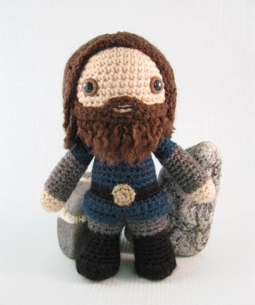 Amigurumi Beard : The Worlds most recently posted photos of amigurumi and ...