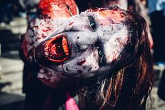 Walking Death (labuero) Tags: death scary zombie dsseldorf walkingdeath zombiewalkwoman