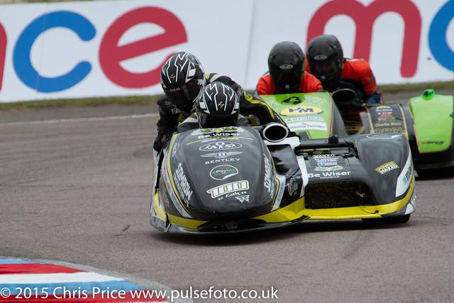 British Sidecars, Thruxton
