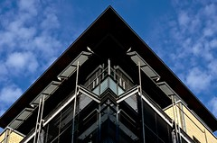 Triangular (Crux_VII) Tags: architecture triangle cologne scottkelbyphotowalk