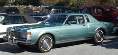 19771979 Chrysler LeBaron Medallion coupe LeBaron (D70) Tags: canada bc medallion chrysler coupe porteaucove lebaron 19771979