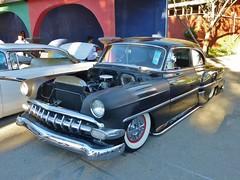 2015 Grand National Roadster Show (USautos98) Tags: 1954 chevrolet belair hotrod streetrod custom grandnationalroadstershow gnrs pomona california chevy