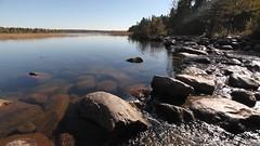 Mississippi Headwaters (Zack Mensinger) Tags: statepark lake water minnesota river mississippiriver itasca northernminnesota stateparks 2015 itascastatepark 1740mmf4l canon5dmarkii
