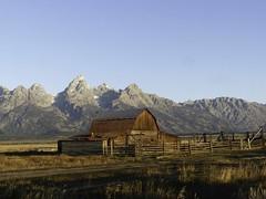 MoultonBarn-8 (Chuck Roderique) Tags: us unitedstates moose wyoming jacksonhole wy grandtetonnp moultonbarn