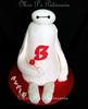 Bymax Big Hero 6 (Mrs P's Patisserie) Tags: 6 cake big hero bymax