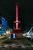 DUBLIN PORT DIVING BELL [AT NIGHT]-109122