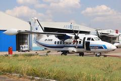 CP-2328 | Let 410UVP-E | Aeroeste (cv880m) Tags: santacruz bolivia let slet 410 l410 propliner 410uvp srz truboprop eltrompillo aeroeste cp2328