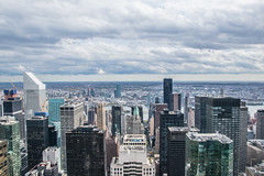 Manhattan, East Side (Marek Lubas) Tags: nyc newyork manhattan east gebuilding thetopoftherock
