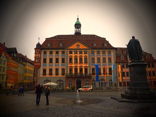 Coburg - Marktplatz