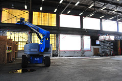 Arts Center Construction - Phase 1
