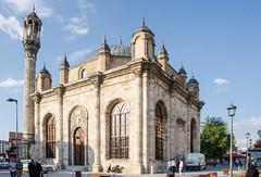 Konya - Aziziye Mosque Iktisap Street 2 (Le Monde1) Tags: turkey nikon islam mosque sultan turkish dervish anatolia moslem whirlingdervishes aziziye sinanpasha d7000 lemonde1 hasanpasha iktisapcaddesi fatmahtun