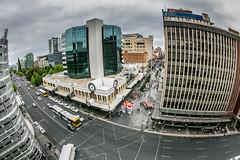 Rundle Mall (Stuart Templeton) Tags: mall south australia fisheye adelaide sa rundle