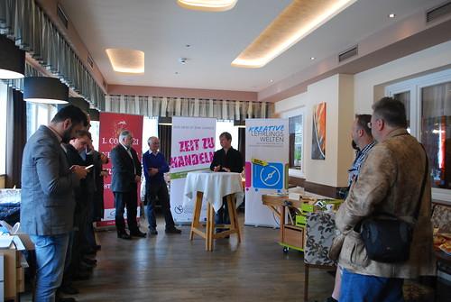 Pressegespräch 26.11.2015 LAG Oststeirisches Kernland