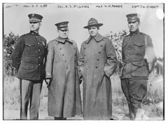 Maj. H.H. Kipp, Col. A.S. McLemore, Maj. W.H. Parker, and Capt. T.G. Sterrett (LOC) (The Library of Congress) Tags: wikipedia libraryofcongress november101917 xmlns:dc=httppurlorgdcelements11 dc:identifier=httphdllocgovlocpnpggbain25698