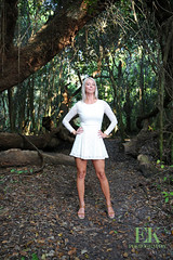 Deep in the woods (Efrain Kingz Photography) Tags: trees forest pose outdoors model woods modeling posing trail blonde bushes coolidea whitedress tallgirl handsonhips deepinthewoods silverhair photoshootsession ekphotography tallmodel outdoorsphotoshoot efrainkingzphotography