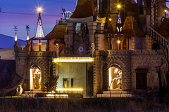 Victoria Film Studio (vadiko) Tags: architecture night mystical goldenhour photographystudiofilmvictoriakyivkievukraineduskcastlelight