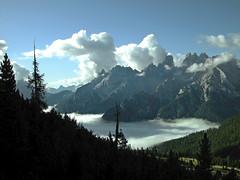 Morgenstimmung (georg19621) Tags: italien berge 2008 landschaft jahr genre allg sdtirolhhenweg3 hhenweg3