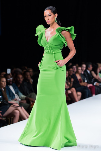 Art Hearts Fashion Week 2015 - MNM Couture Collection